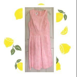Talbots Petite Pink Dress